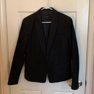 Sharp Black Blazer